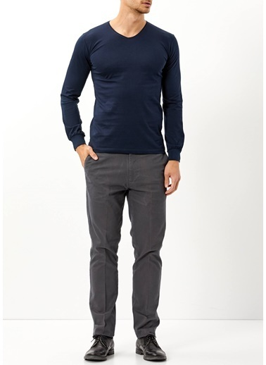 Adze Sweatshirt Lacivert